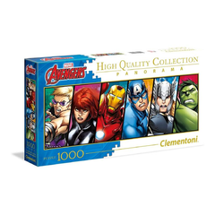 PUZZLE 1000 PZ PANORAMA THE AVENGERS 2018
